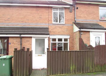 Thumbnail 2 bed terraced house to rent in Wharf Road, Brereton, Rugeley