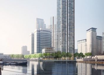 3 bed flat for sale in Marsh Wall, Canary Wharf, London E14