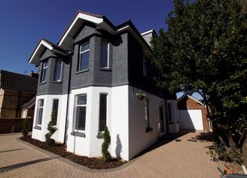 Thumbnail 3 bedroom semi-detached house for sale in Buckland Road, Parkstone, Poole