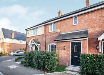 Thumbnail 3 bedroom terraced house for sale in Clifford Close, Hockliffe, Leighton Buzzard