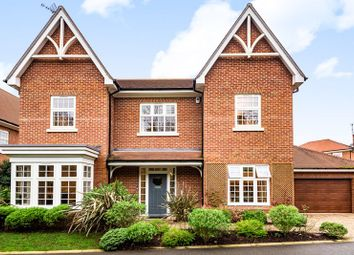Woolley Avenue, Littlewick Green, Maidenhead SL6. 4 bed detached house for sale