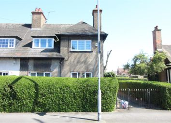 Thumbnail 3 bedroom semi-detached house for sale in Laburnum Avenue, Garden Village, Hull