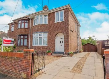 Thumbnail 3 bed semi-detached house for sale in Gloucester Road, Peterborough, Cambridgeshire