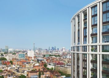 Thumbnail 3 bed flat for sale in Westmark Tower, West End Gate