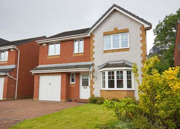 Thumbnail 4 bed detached house for sale in Cardhu Gardens, Kilmarnock