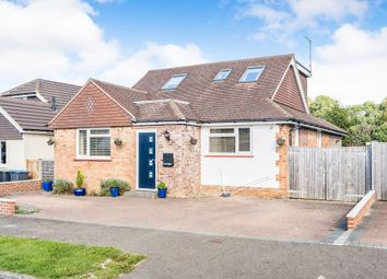 Thumbnail 4 bed detached bungalow for sale in St Lawrence Way, Hurstpierpoint, Hassocks