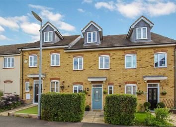 Thumbnail 3 bed terraced house for sale in Cooper Drive, Leighton Buzzard