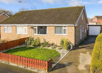 Thumbnail 2 bed semi-detached bungalow for sale in Truro Road, Harrogate, North Yorkshire