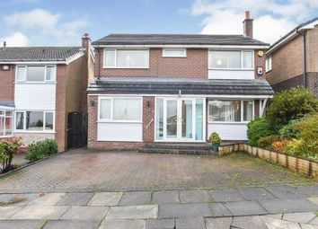 Thumbnail 4 bed detached house for sale in Freckleton Drive, Seddons Farm, Bury, Greater Manchester
