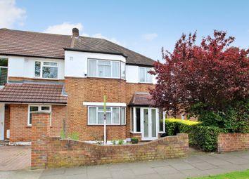 Thumbnail 3 bedroom semi-detached house for sale in Raeburn Avenue, Surbiton, Surrey