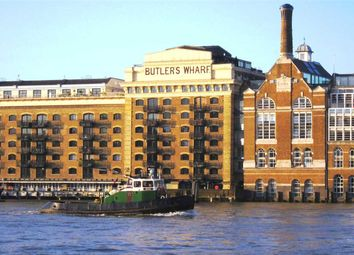 Thumbnail 3 bed flat to rent in Butlers Wharf SE1, London