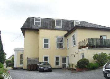 Thumbnail 1 bed flat to rent in 1 Bedroom Ground Floor Flat, Townstal Road, Dartmouth