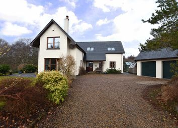 Thumbnail 5 bedroom detached house for sale in Achnabobane, Spean Bridge