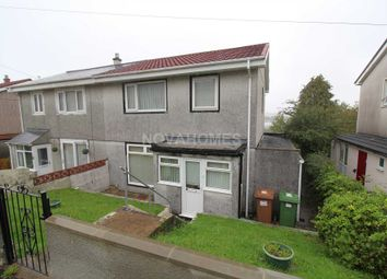 3 bed semi-detached house for sale in Byron Avenue, Plymouth PL5
