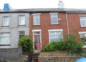 Thumbnail 3 bed terraced house for sale in Herberts Road, Garndiffaith, Pontypool