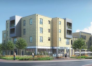 Thumbnail 2 bed flat for sale in Base At Newhall, Harlow, Essex