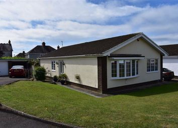 Thumbnail 3 bed detached bungalow for sale in Withy Park, Bishopston, Swansea