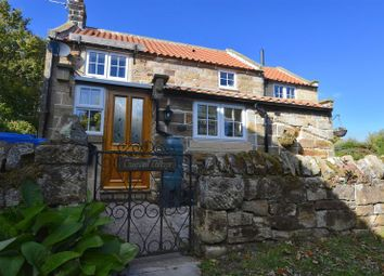 Thumbnail 2 bed cottage for sale in Moor Road, Aislaby, Whitby