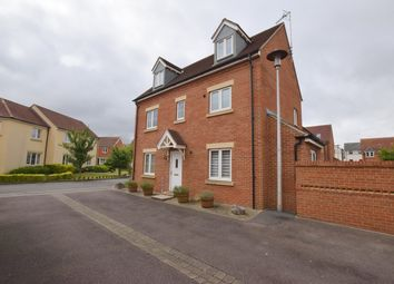 Thumbnail 4 bed detached house for sale in Whimbrel Avenue, Portishead, Bristol, Avon
