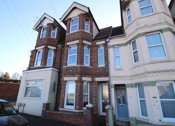 Thumbnail 4 bed terraced house to rent in Boscombe Road, Folkestone