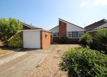 Thumbnail 3 bedroom detached bungalow for sale in Crowland Close, Ipswich
