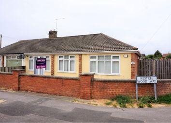 Thumbnail 3 bed semi-detached bungalow for sale in Kestrel Wood Way Huntington, York
