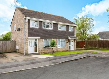 Thumbnail 3 bed semi-detached house for sale in Beaumont Close, Longwell Green, Bristol