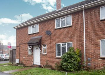 Thumbnail 3 bed end terrace house for sale in Windmill Road, Upper Marham, King's Lynn