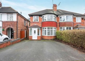 Thumbnail 3 bedroom semi-detached house for sale in Olorenshaw Road, Sheldon, Birmingham, West Midlands