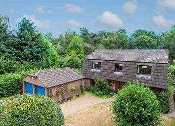 Thumbnail 5 bed property for sale in Common Road, Ightham, Sevenoaks
