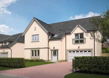 "Thumbnail 5 bedroom detached house for sale in ""The Livingston"" at Friars Way, Linlithgow"