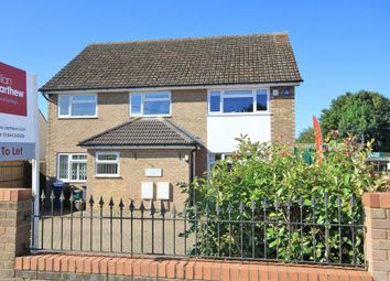 Thumbnail 3 bed flat to rent in Thame Road, Longwick, Princes Risborough