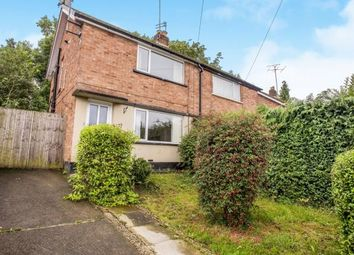 Thumbnail 2 bedroom semi-detached house for sale in Norfolk Road, Walton-Le-Dale, Preston, Lancashire