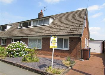 Thumbnail 3 bed property for sale in Brindle Road, Preston