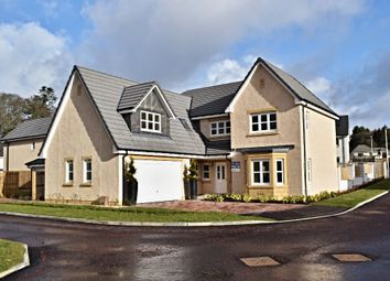 Thumbnail 5 bed detached house for sale in Glendrissaig Drive, Ayr
