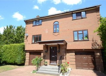 Thumbnail 4 bed detached house for sale in Clappers Meadow, Maidenhead, Berkshire