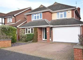 Thumbnail 4 bed detached house for sale in Corasway, Benfleet