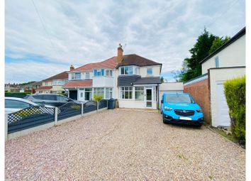 Thumbnail Semi-detached house to rent in Sutton Oak Road, Sutton Coldfield