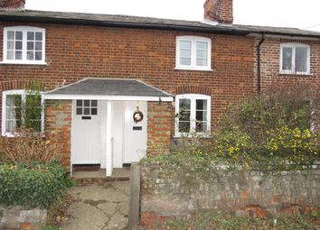 Thumbnail 2 bed cottage to rent in Valley Road, Great Waldingfield, Sudbury