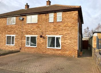 Thumbnail 3 bed semi-detached house for sale in Chestnut Avenue, Tamworth