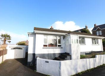 Thumbnail 3 bed detached bungalow for sale in Atlantic Terrace, Camborne