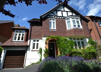 Thumbnail 5 bed detached house for sale in Pine Grove, Weybridge
