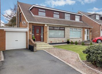 Thumbnail 3 bed semi-detached house for sale in Sketrick Island Park, Newtownards
