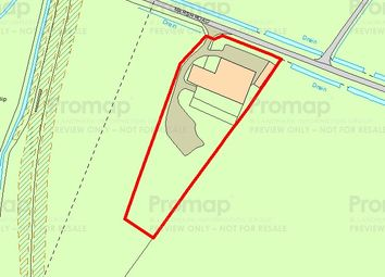 Thumbnail Land for sale in Off Bucklegate Lane, Fosdyke