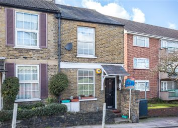 Thumbnail 2 bed end terrace house for sale in Eversley Park Road, Winchmore Hill, London