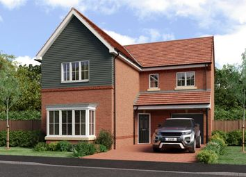 "Thumbnail 4 bedroom detached house for sale in ""The Fenwick"" at Buttercup Gardens, Blyth"