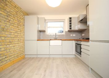 Thumbnail 3 bed flat to rent in Capworth Street, London