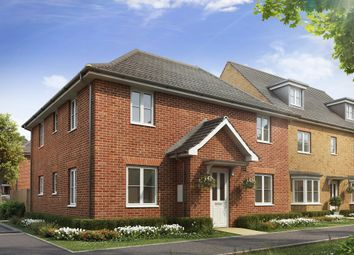 "Thumbnail 4 bedroom detached house for sale in ""Lincoln"" at Dorman Avenue North, Aylesham, Canterbury"