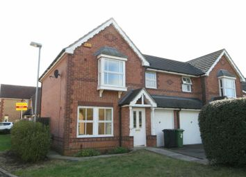 Thumbnail 3 bed semi-detached house to rent in Withers Close, Oakham