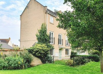 Thumbnail 4 bed detached house for sale in Humphrys Street, Peterborough